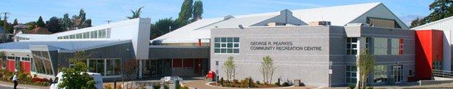 Saanich Pearkes Arena