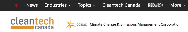 Cleantech Canada Logo
