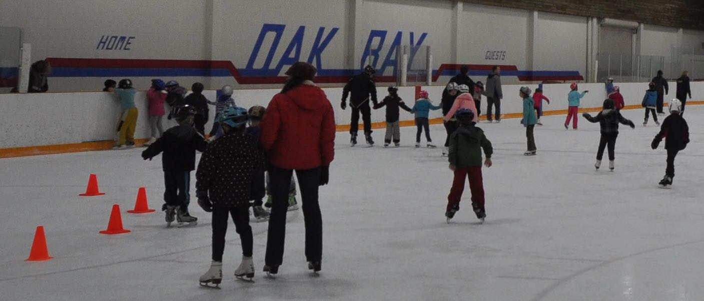 Oak Bay Rec Centre using REALice