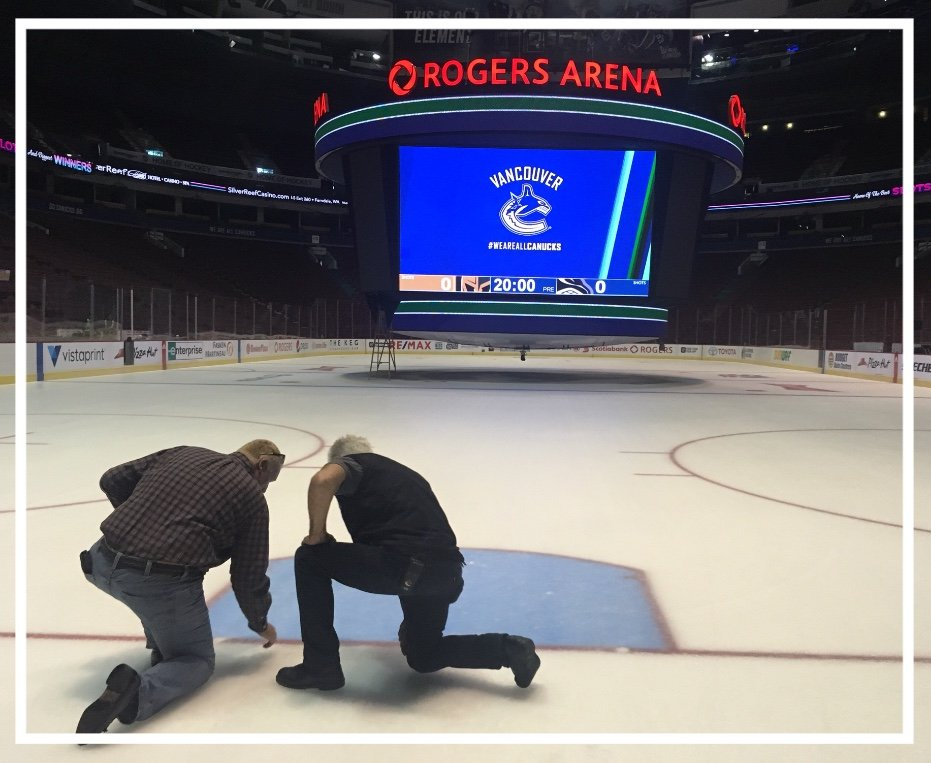 REALice System now at Rogers Arena