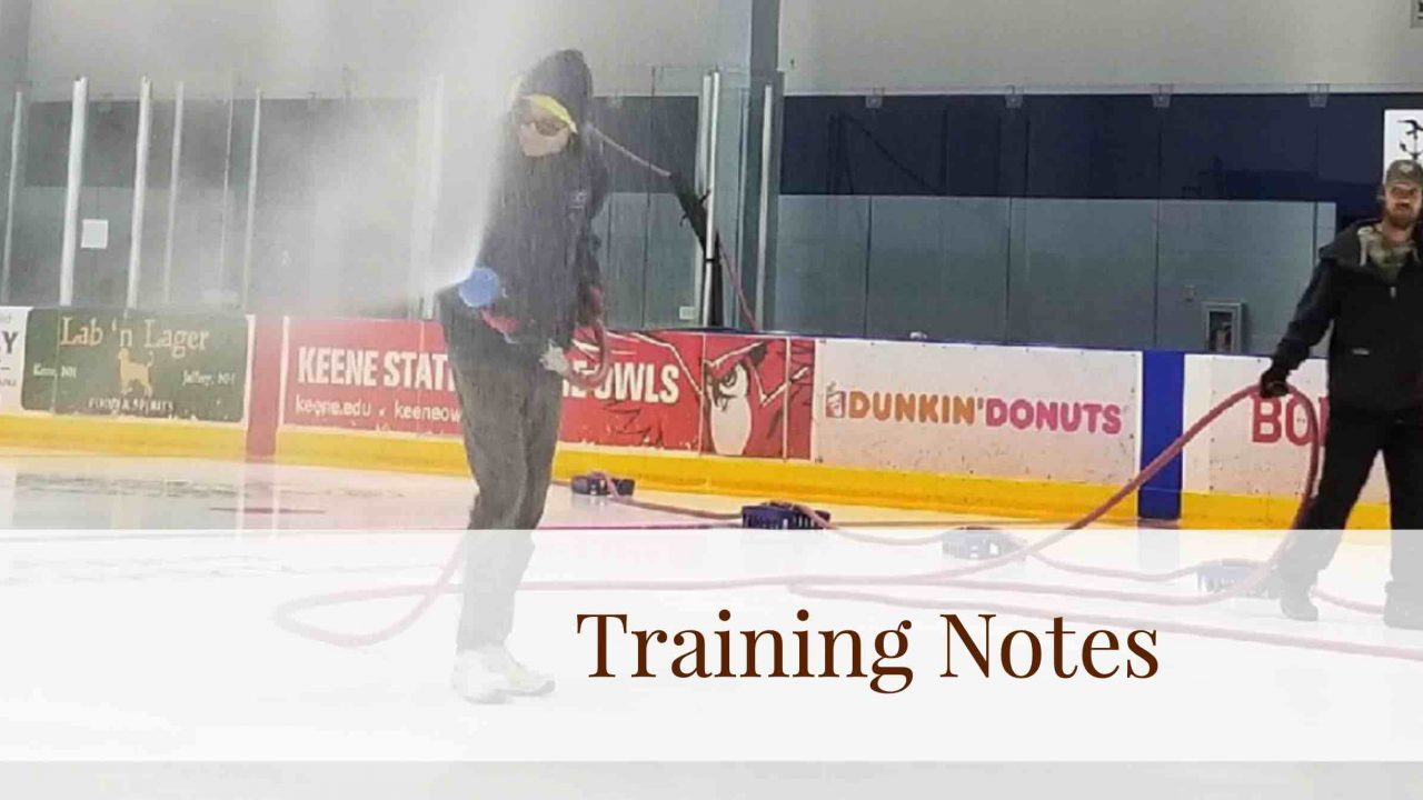 training notes